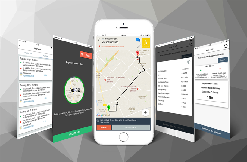 Uber Clone | Best On Demand Taxi App Development Company
